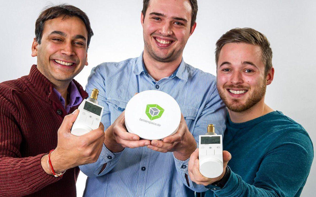Team Betterspace präsentiert Heizkörperthermostate und Controller für die Hotellerie