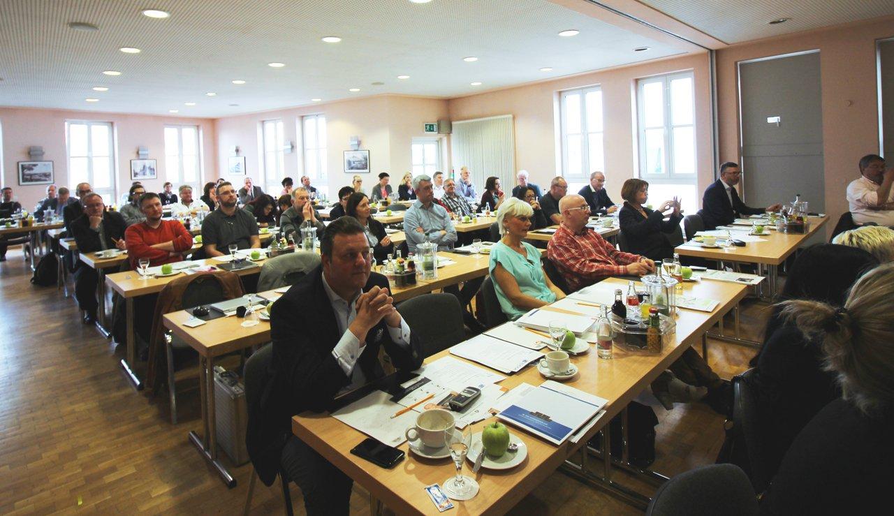 Fachtagung der DEHOGA Thüringen mit Vortrag und Partnerschaft von Betterspace