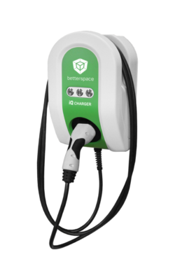 EV charging station iQ Charger