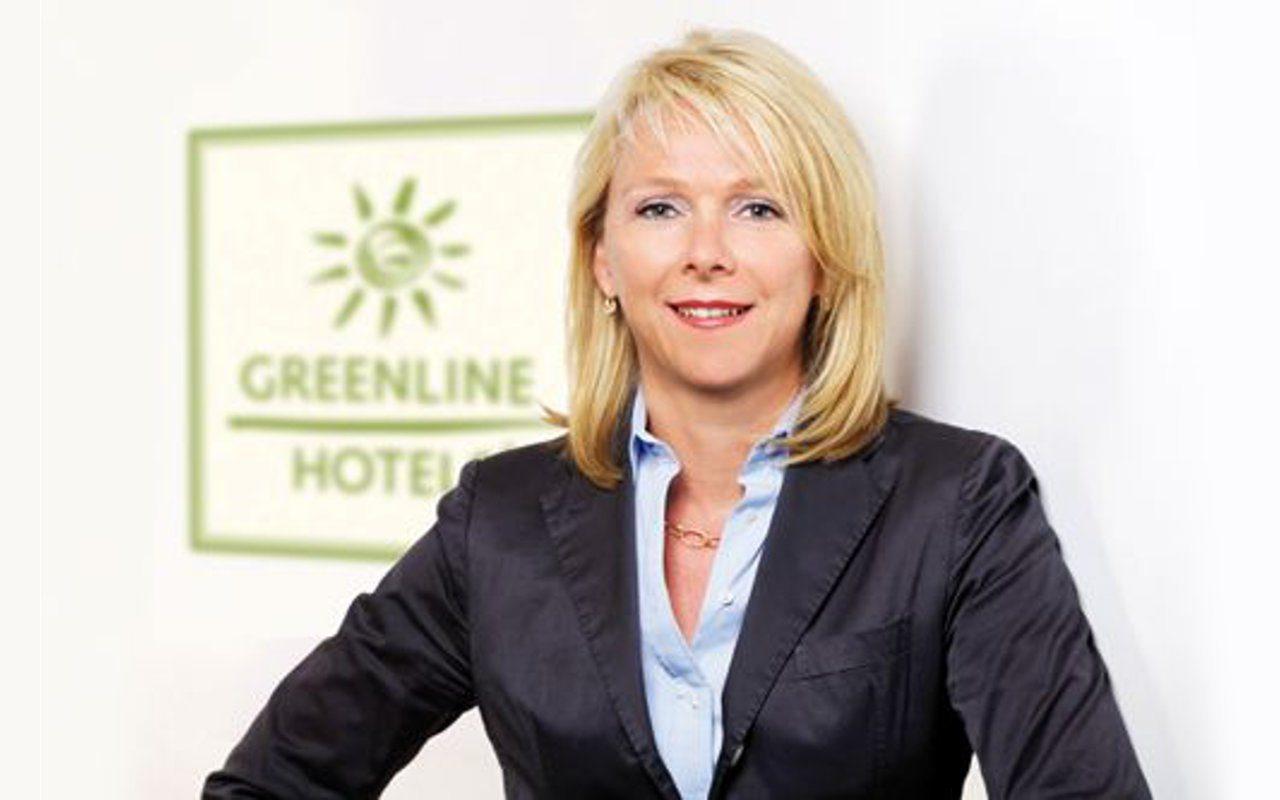 Suzann Heinemann, Geschäftsführerin der Greenline Hotels