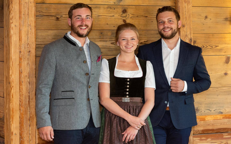 Die Familie Dünnebacke führt das Hotel bereits in dritter Generation