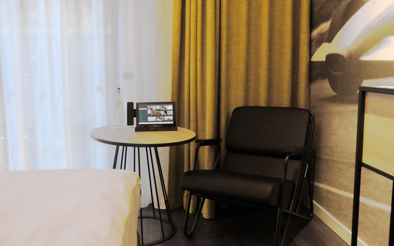 Digitale Gästemappe jetzt auch als Telefon