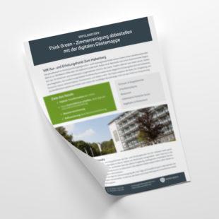 Customer - Erfolgsgeschichte: Kosten senken mit der Green Option im Kur- und Erholungshotel Zum Hallenberg