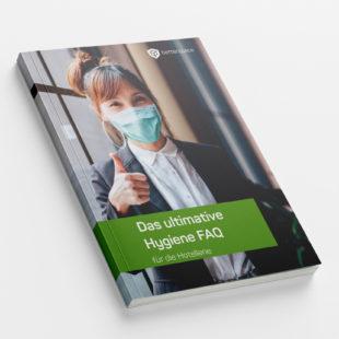 Customer - E-Book: Das ultimative Hygiene FAQ für die Hotellerie zum Hotel-Restart