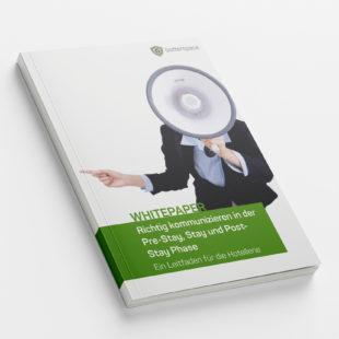 Customer - Whitepaper: Digitale Kommunikation – Richtig kommunizieren im Hotel