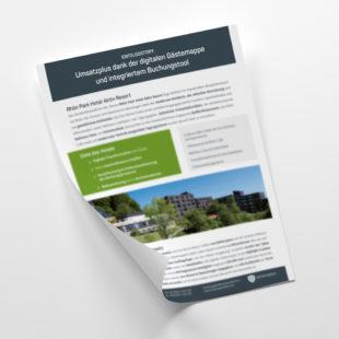 Customer - Erfolgsgeschichte: Umsatzplus mit der digitalen Gästemappe im Rhön Park Aktiv Hotel