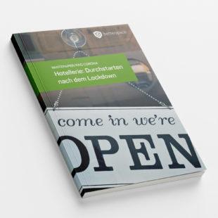 Customer - E-Book: Corona-FAQ – So gelingt der Restart im Hotel unter COVID-19 Bedingungen