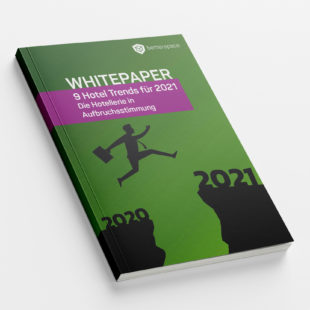 Customer - Whitepaper: 9 Trends für die Hotellerie 2021