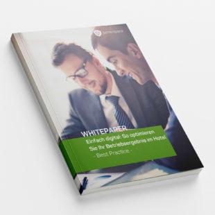 Customer - Whitepaper: Einfach digital – So optimieren Sie Ihr Betriebsergebnis im Hotel