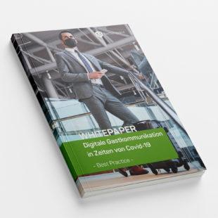 Customer - Whitepaper: Digitale Gastkommunikation in Zeiten von Covid-19
