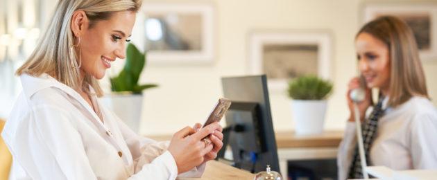 Wie Automatisierung den Hotelaufenthalt verändern kann