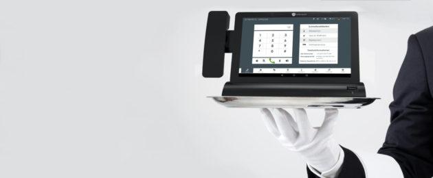 Kommunizieren mit der digitalen Gästemappe im Hotel – Heute: Telefonie vs. Concierge-Telefonie